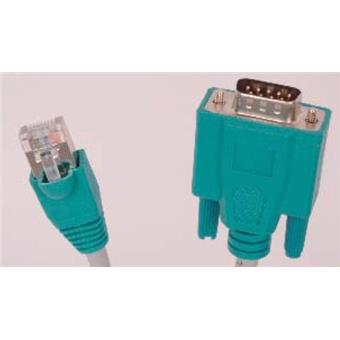 RJ45 TO SERIAL CABLE 0.7M for TCxWave x30 Only