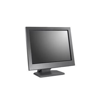 "Flat Panel, Iron Gray 15"" screen, LED"