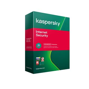Kaspersky Internet Security 5x 1 rok Nová 2021 BOX