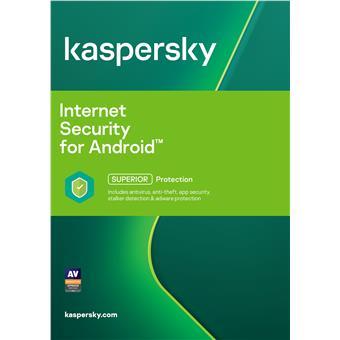 ESD Kaspersky Internet Security Android 1x 2 roky Nová