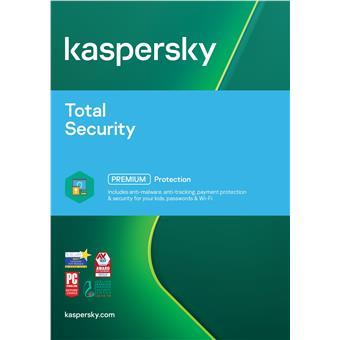 ESD Kaspersky Total Security 1x 2 roky Obnova