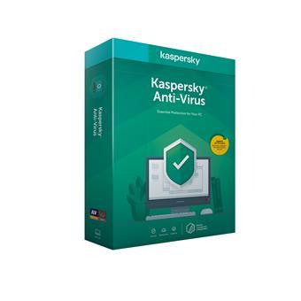 Kaspersky Anti-Virus 1x 2 roky Nová