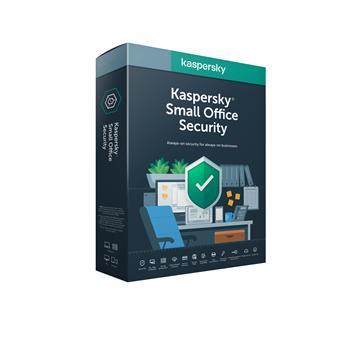 ESD Kaspersky Small Office 20-24 licencí 1 rok Nová