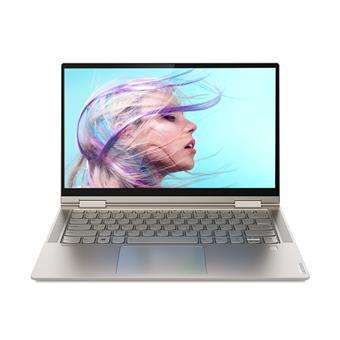 YOGA C740 14 FHD IPS/i5-10210U/8/512/INT/W10H zlat