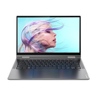 YOGA C740 14 FHD IPS/i7-10510U/16/512/INT/W10H šed