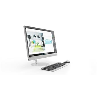 "Lenovo IdeaCentre AIO 520 27""QHD/I5-8400T/8GB/1TB/INT/DVD/W10 stříbrný"