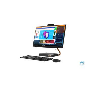 """Lenovo AIO 5 23.8""""FHD/i5-10400T/8G/1T/INT/W10H bl"""