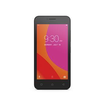 "Lenovo Smartphone B Dual SIM/4,5"" TN/854x480/Quad-Core/1,0GHz/1GB/8GB/5Mpx/LTE/Android 6.0/černý"