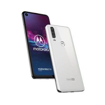 "Lenovo Moto One Action 6.3""/4GB/128/And 9.0 bílý"