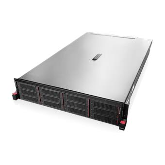 ThinkServer RD650 Rack/E5-2620/2x8GB/DVD/750W Platinum