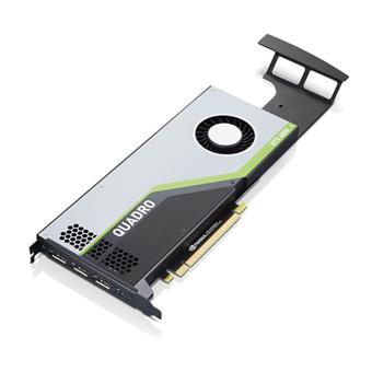 ThinkStation Nvidia Quadro RTX4000 8GB GDDR6 Graphics Card with Long Extender