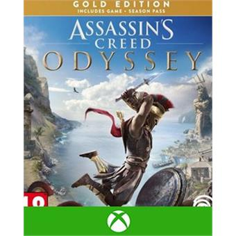 ESD Assassins Creed Odyssey Gold Edition Xbox One
