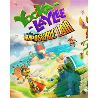 ESD Yooka-Laylee and the Impossible Lair