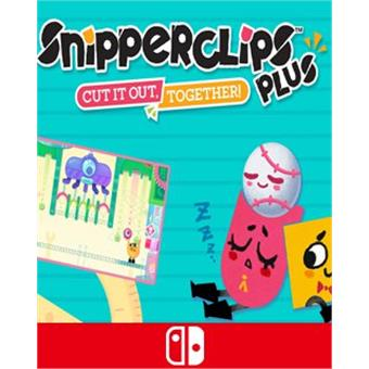 ESD Snipperclips PlusPack Cut it out, together!