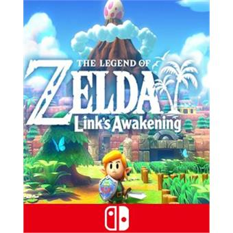 ESD The Legend of Zelda Link's Awakening