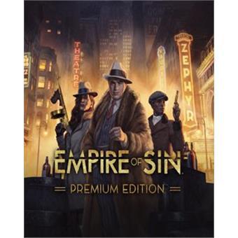 ESD Empire of Sin Premium Edition