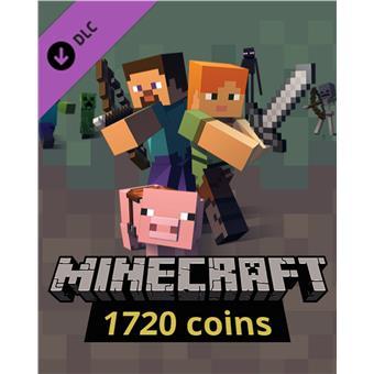 ESD Minecraft 1720 Coins