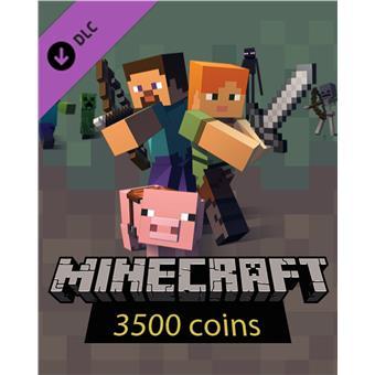 ESD Minecraft 3500 Coins
