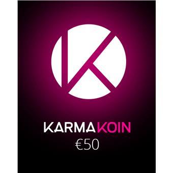 ESD Karma Koin 50 EUR