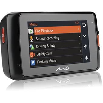 MIO Kamera do auta MiVue 618, GPS