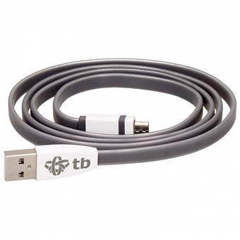 TB Touch USB - Micro USB 1m grey, M/M