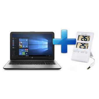 HP 250 G5 15.6 FHD/i3-5005U/4GB/1TB/DVD/W10 + digitální teploměr